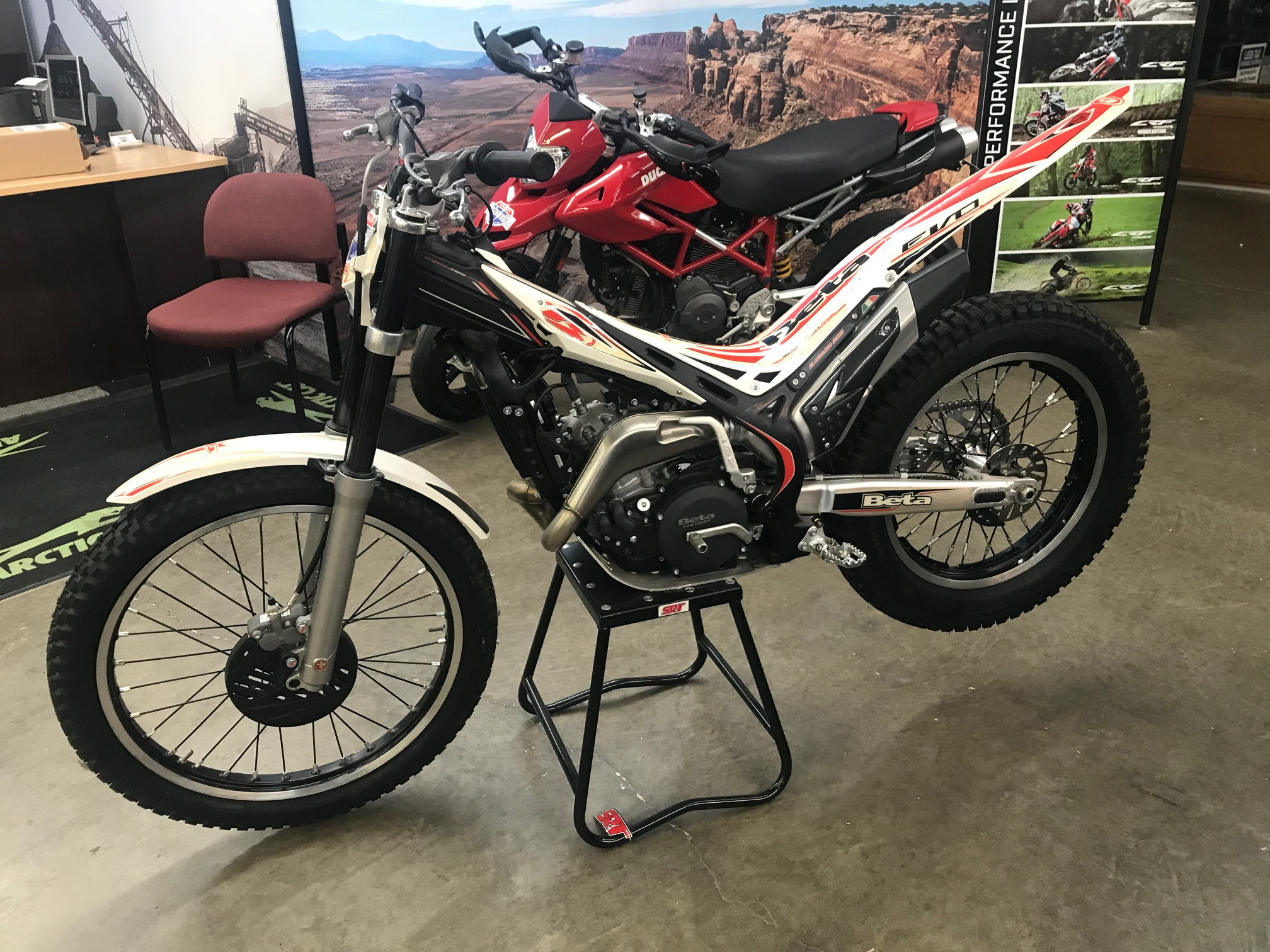 Pre-Owned Trials – Moto Trials